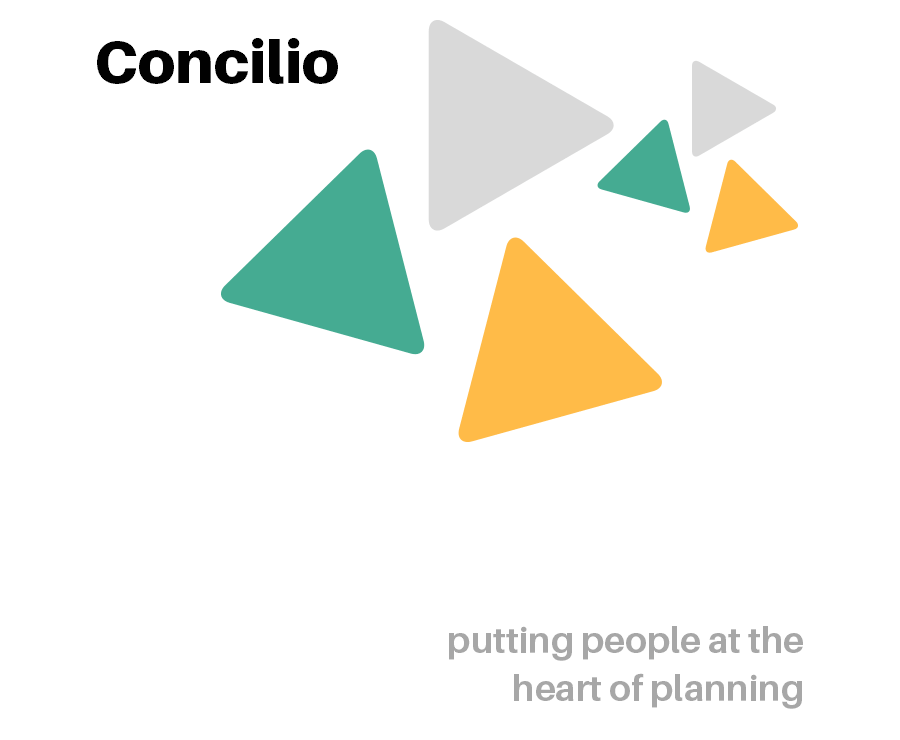 Concilio - putting people at the heart of planning